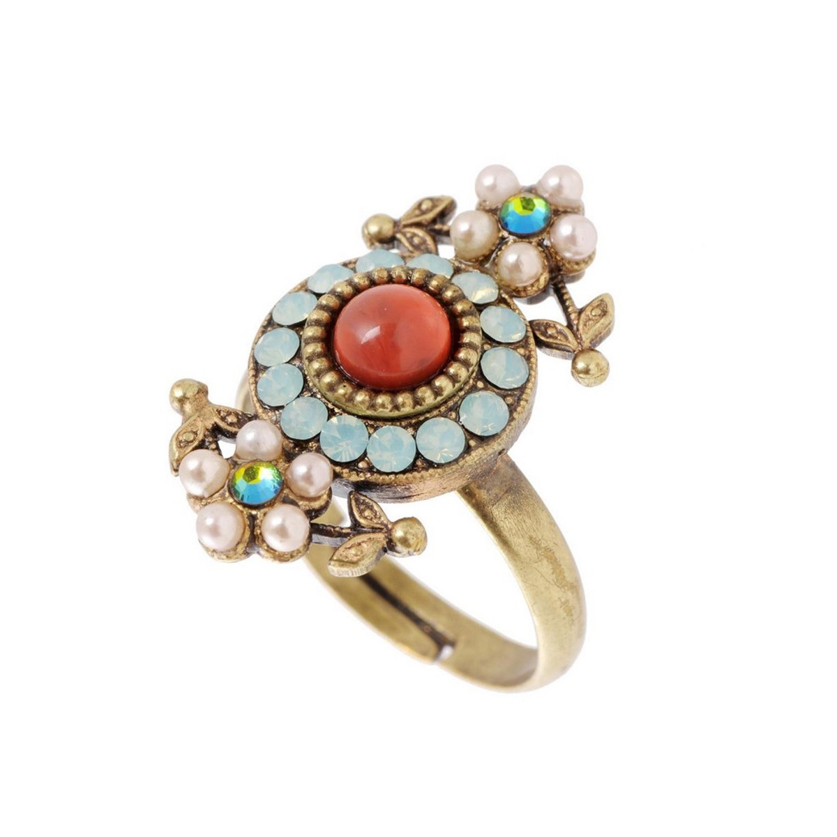 Michal Negrin Leaf it to Me Ring