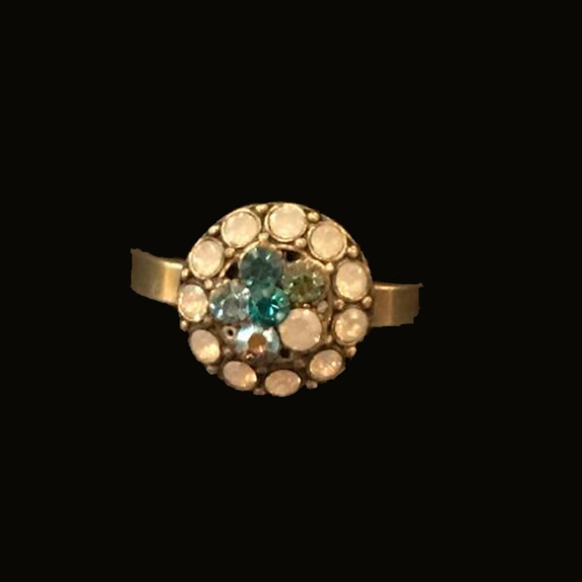 Michal Negrin Victorian Elegance Adjustable Ring