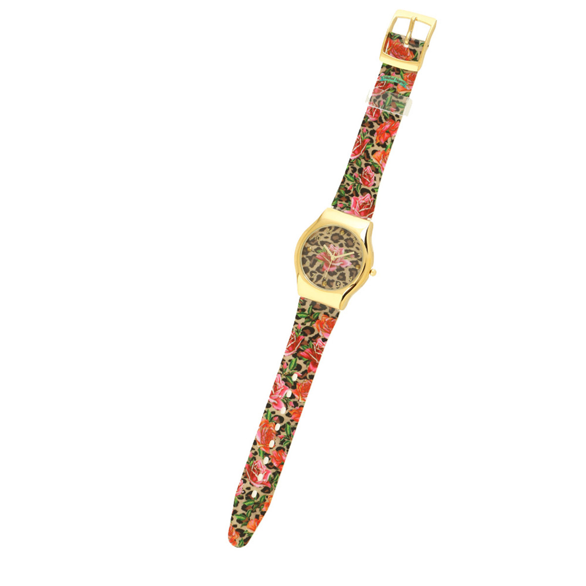 Michal Negrin Wild Boho Vintage Style Crystal Hand Watch