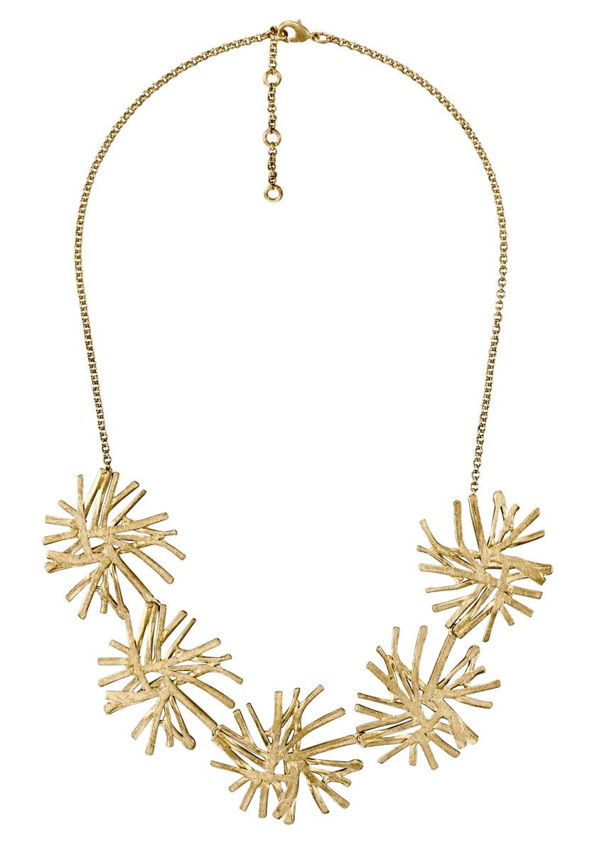 Joidart Figura 5 Piece Gold Necklace