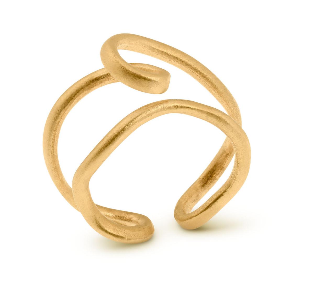 Joidart Tramuntana Gold Ring