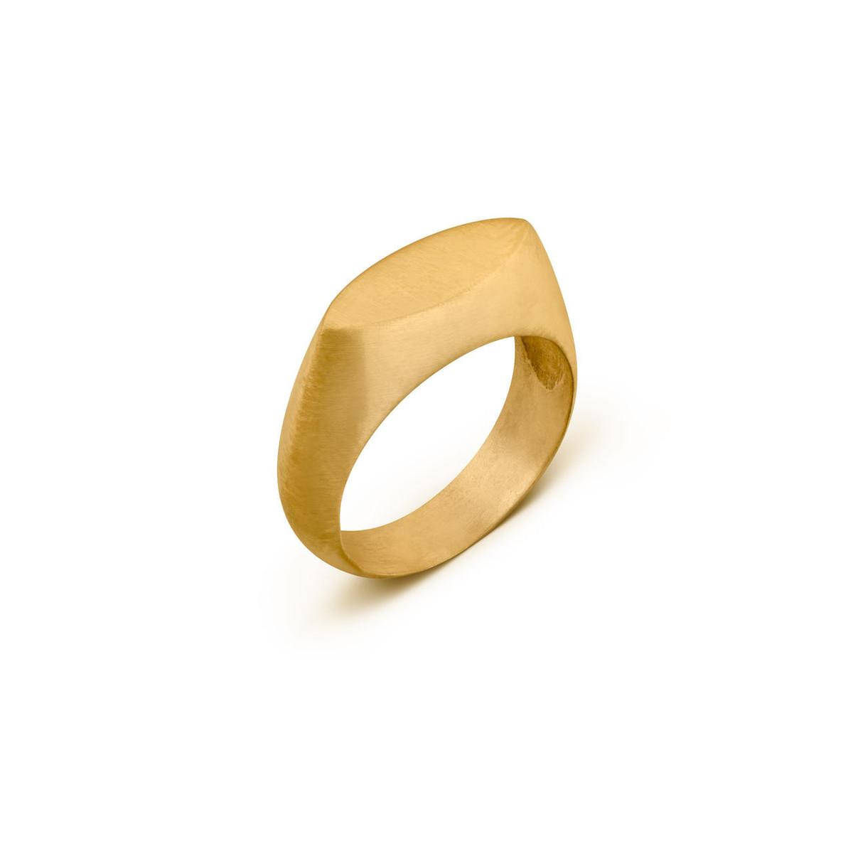 Joidart Captard Gold Ring Size 7