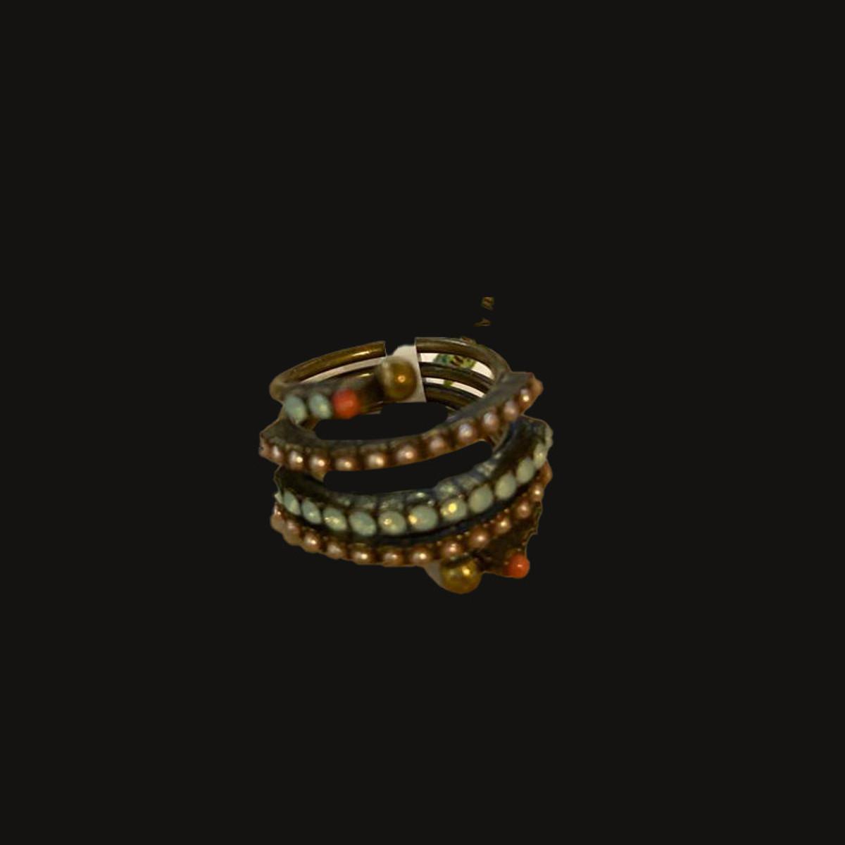 Michal Negrin Something Original Ring Size 7