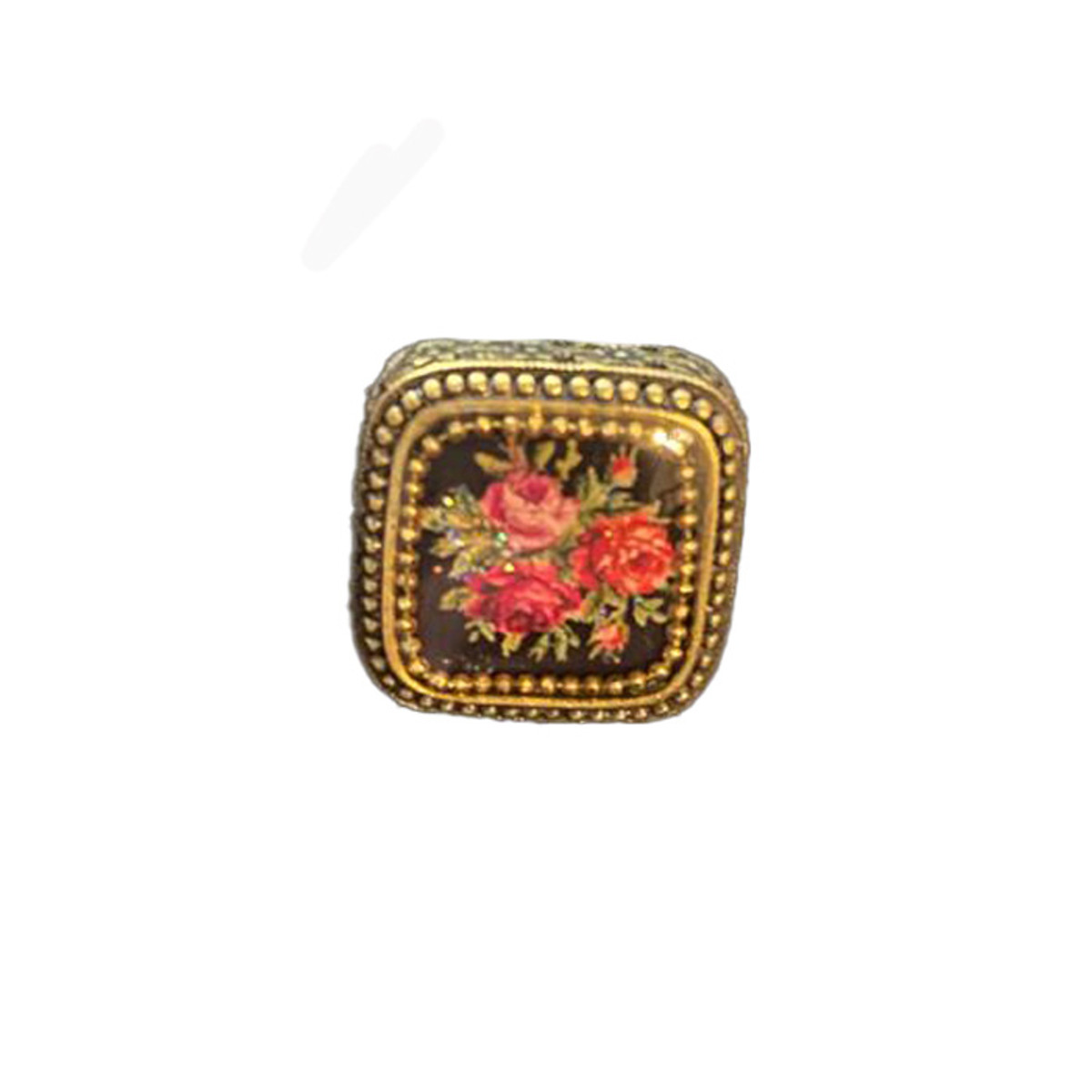Michal Negrin Memory Rose Adjustable Ring