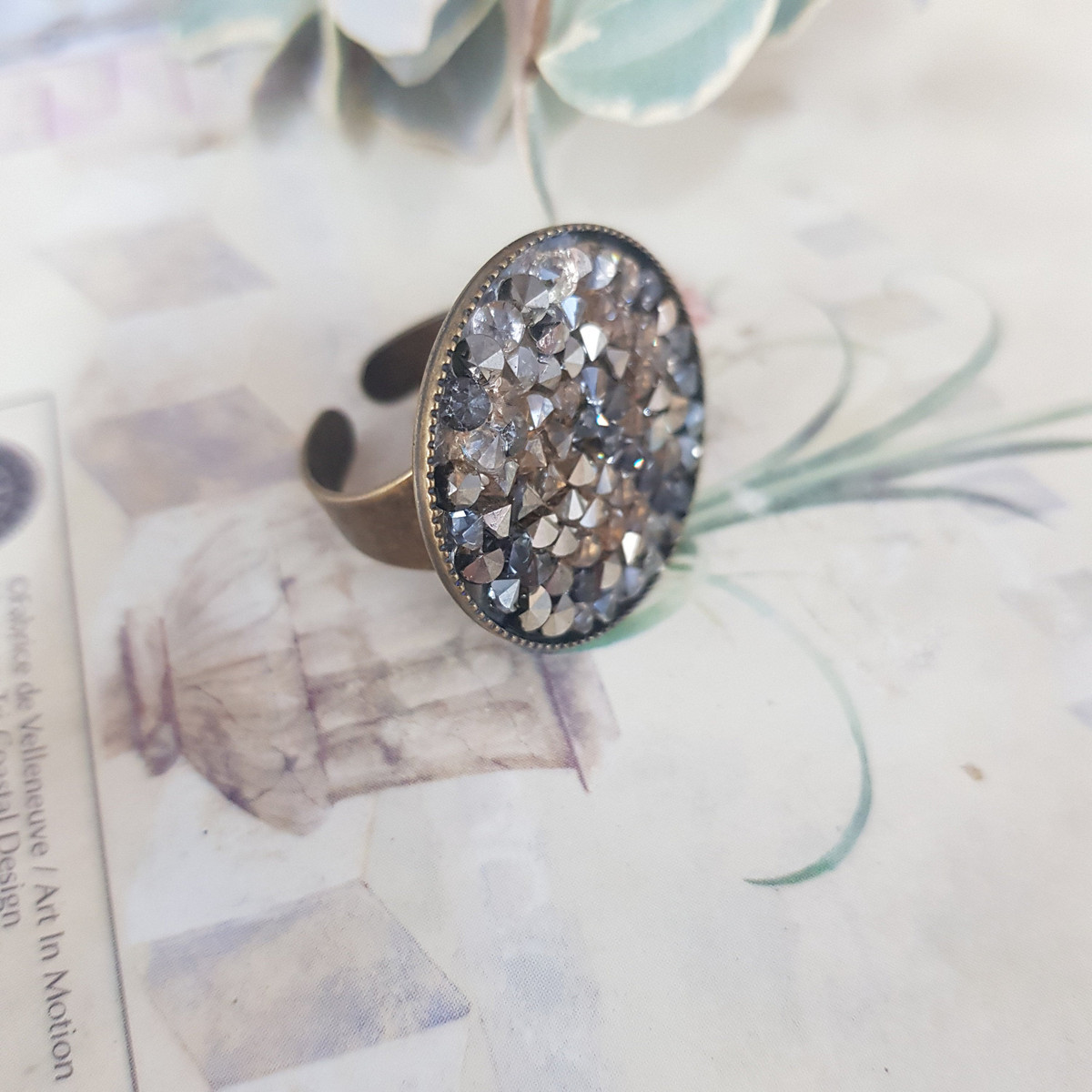 Anat Take Shape Ring