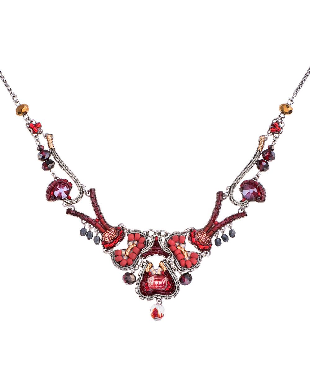 Ayala Bar Ruby Love On a Mountain Necklace
