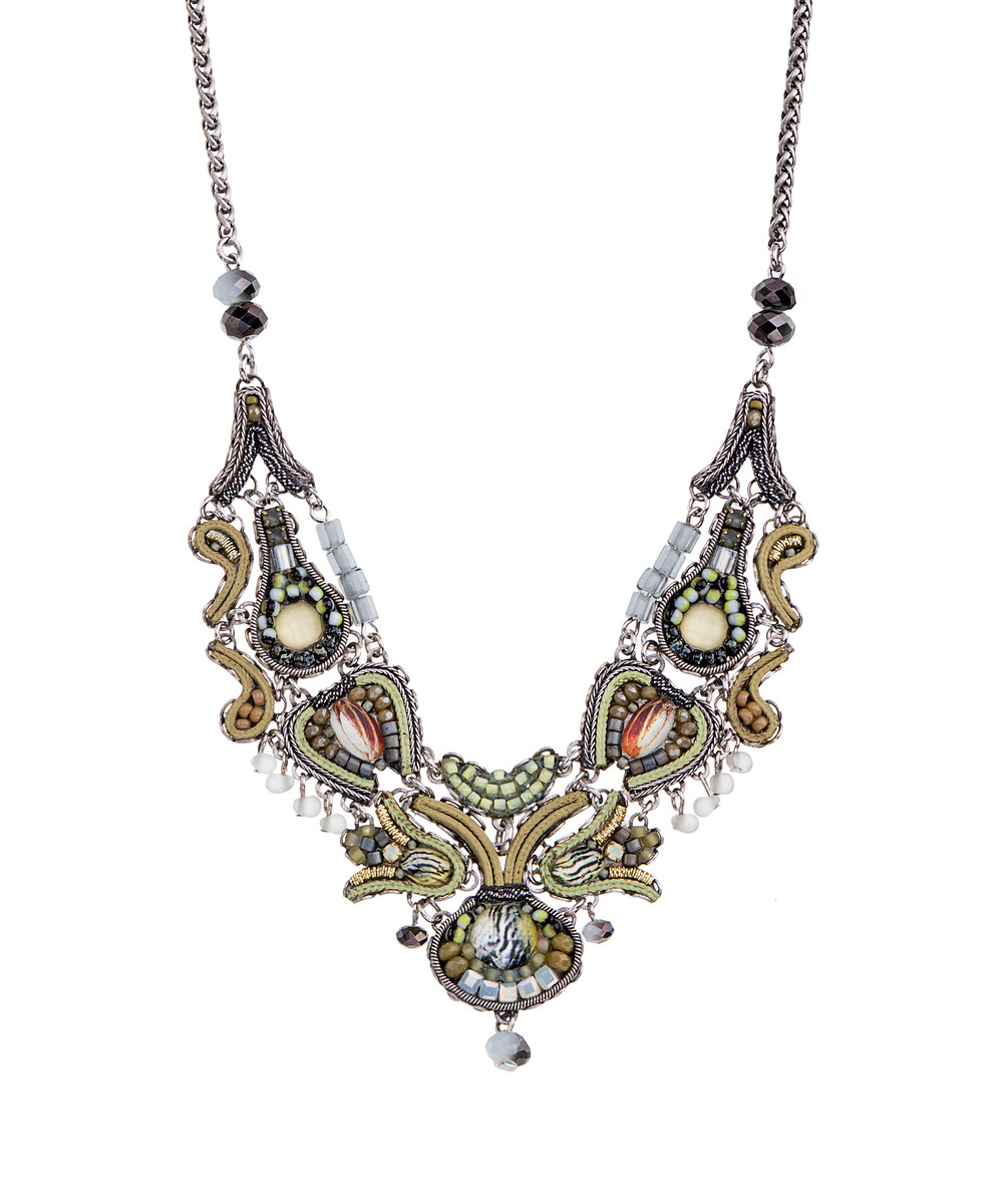 Ayala Bar Autumn Kiwi Blast Necklace