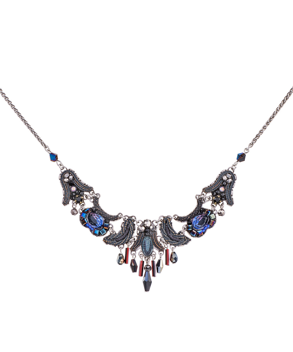 Ayala Bar Autumn Purple Daydream Necklace