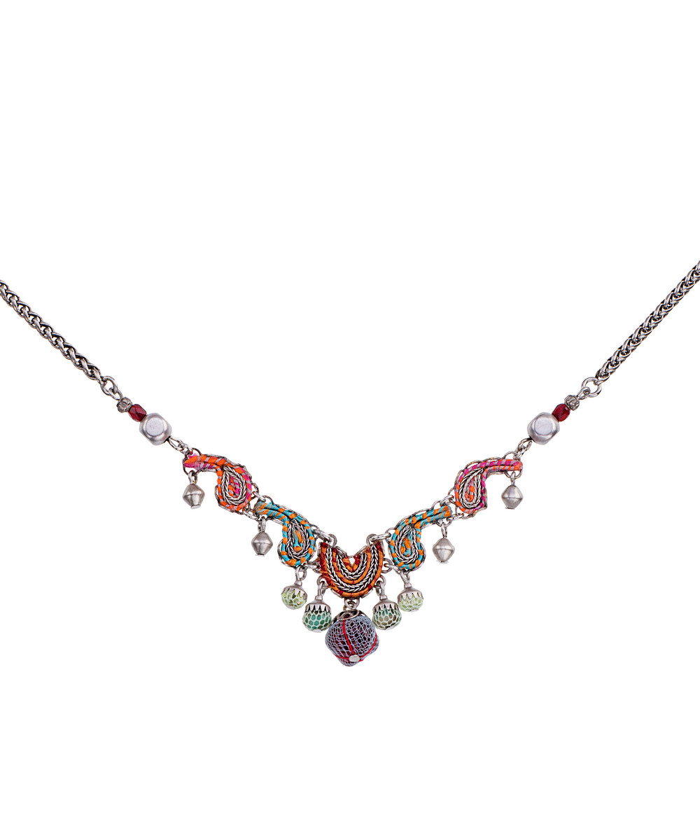 Ayala Bar Coral Cave Queens Only Necklace