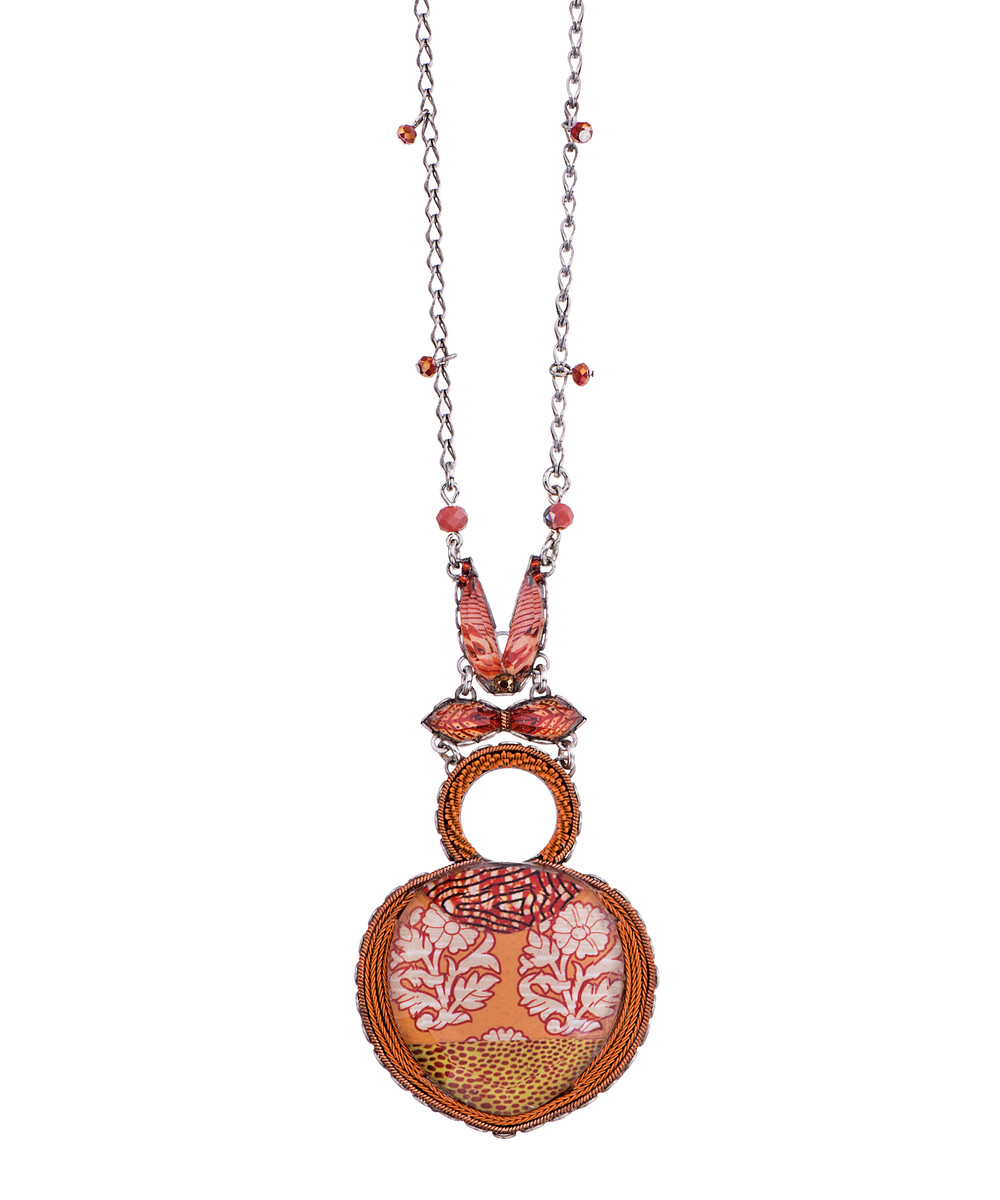 Ayala Bar Soul Fire Love and Fear Necklace