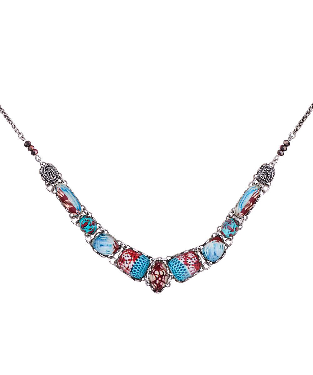 Ayala Bar Blue Note Water Garden Necklace