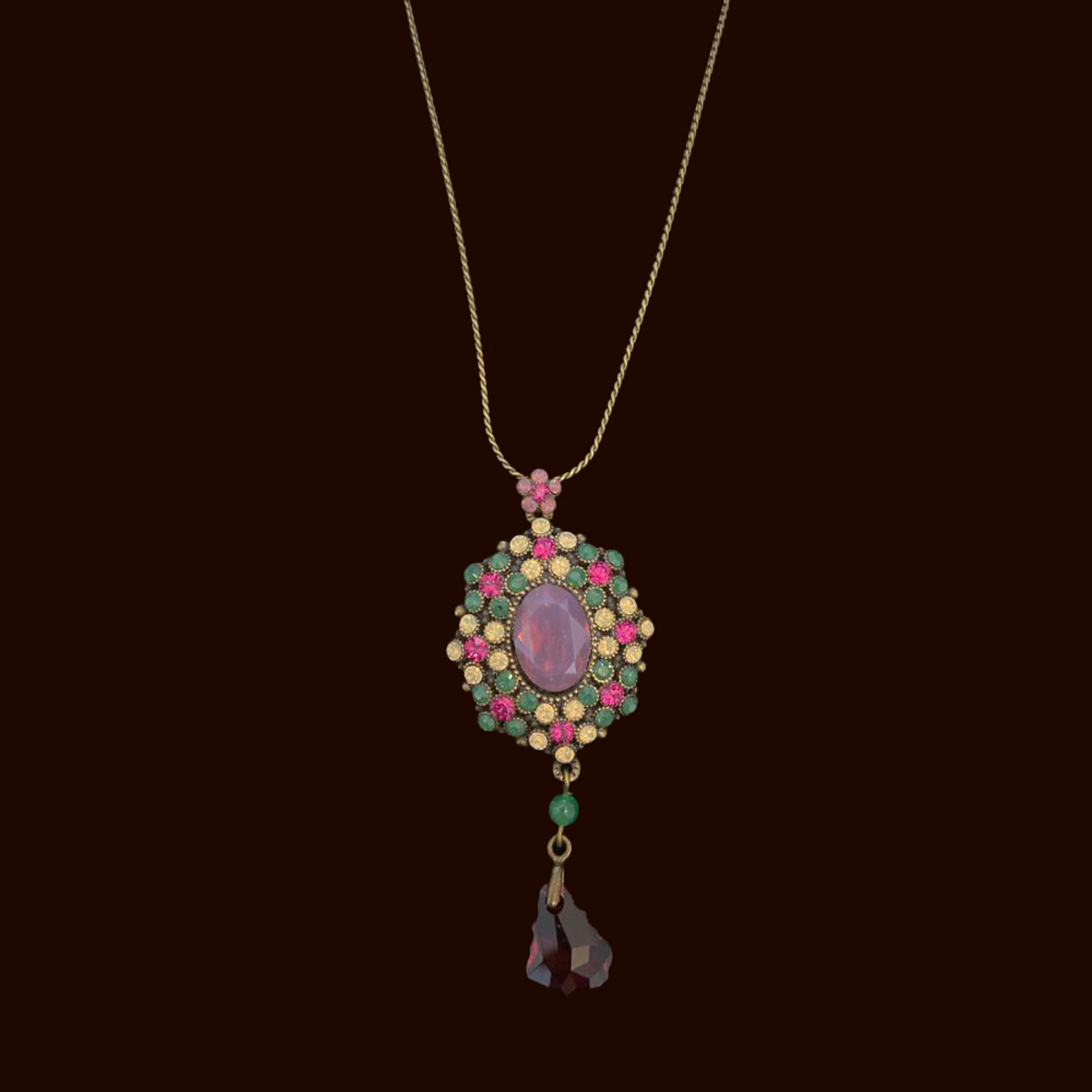 Michal Negrin Multibright Necklace