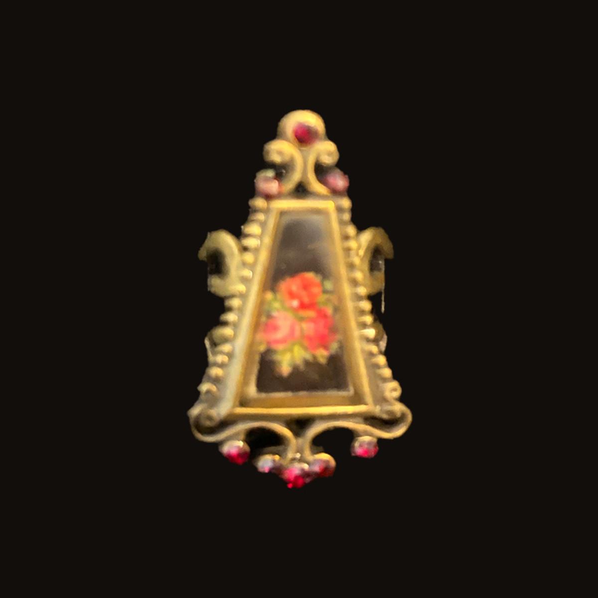 Michal Negrin Black Rose Ring