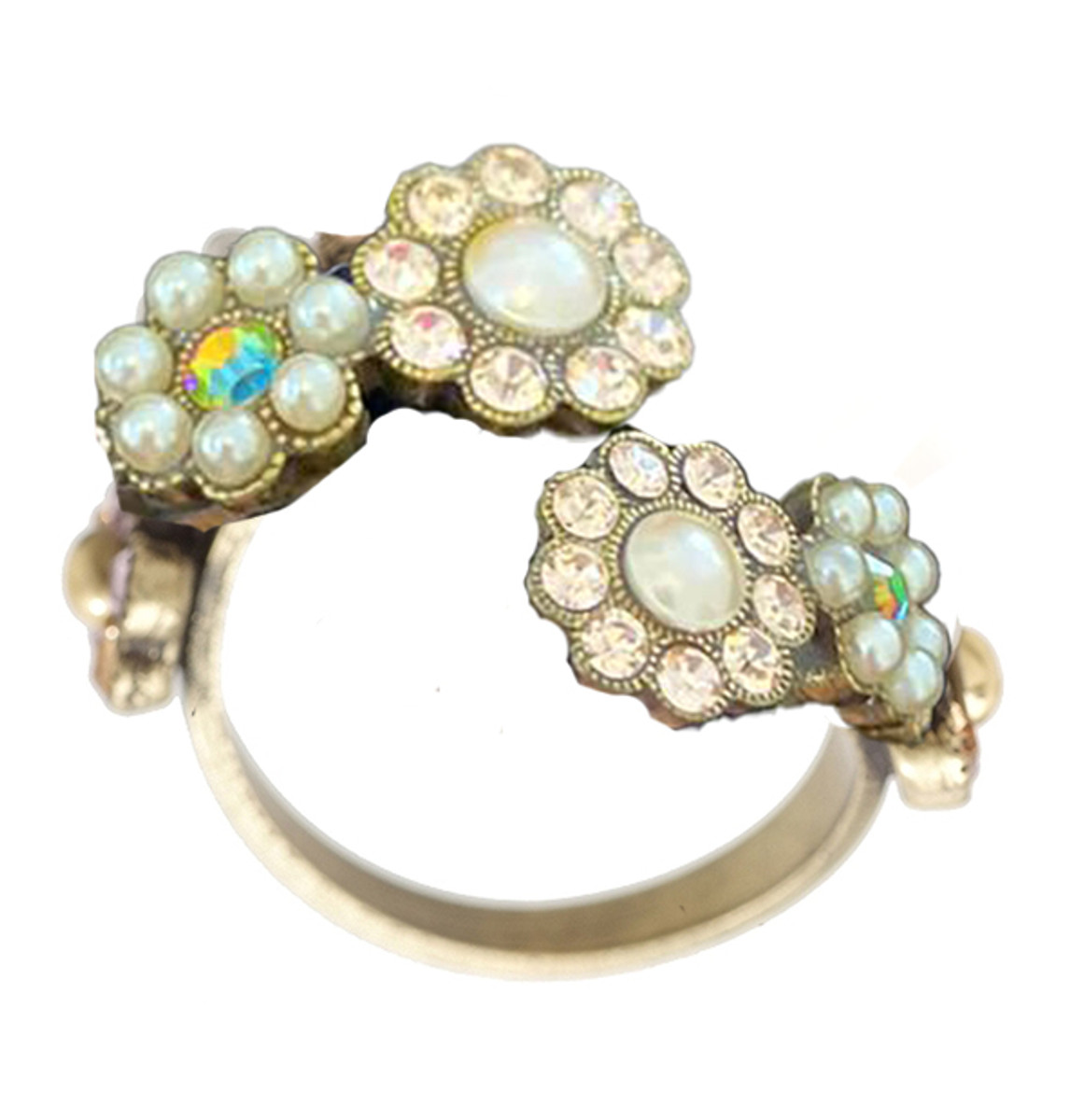 Michal Negrin Dare to Dazzle Adjustable Ring