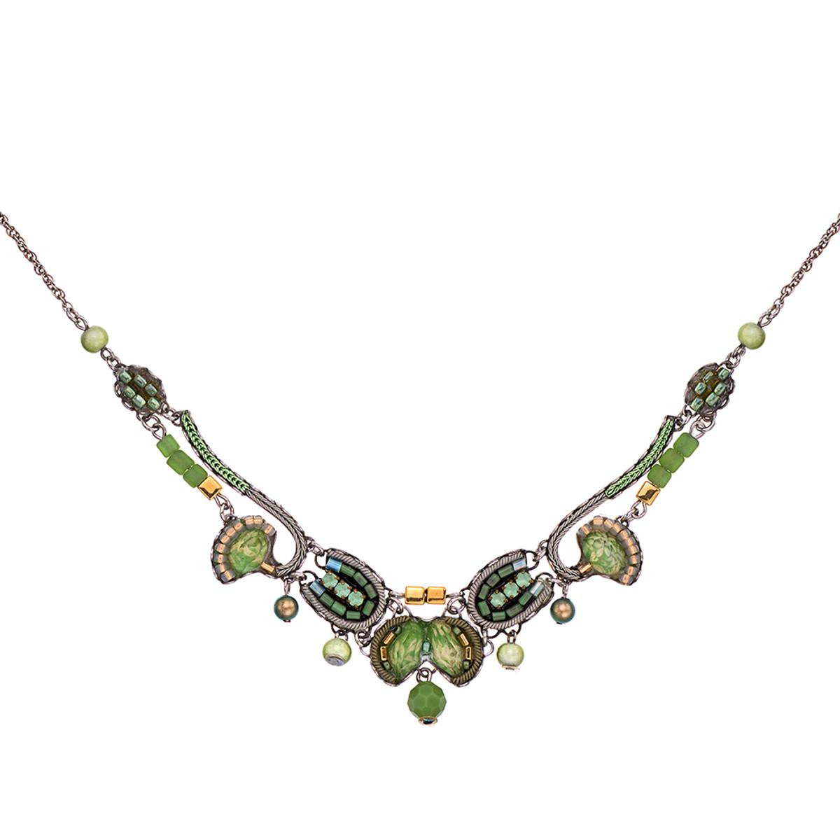 Ayala Bar Green Moonlight Wonder Necklace