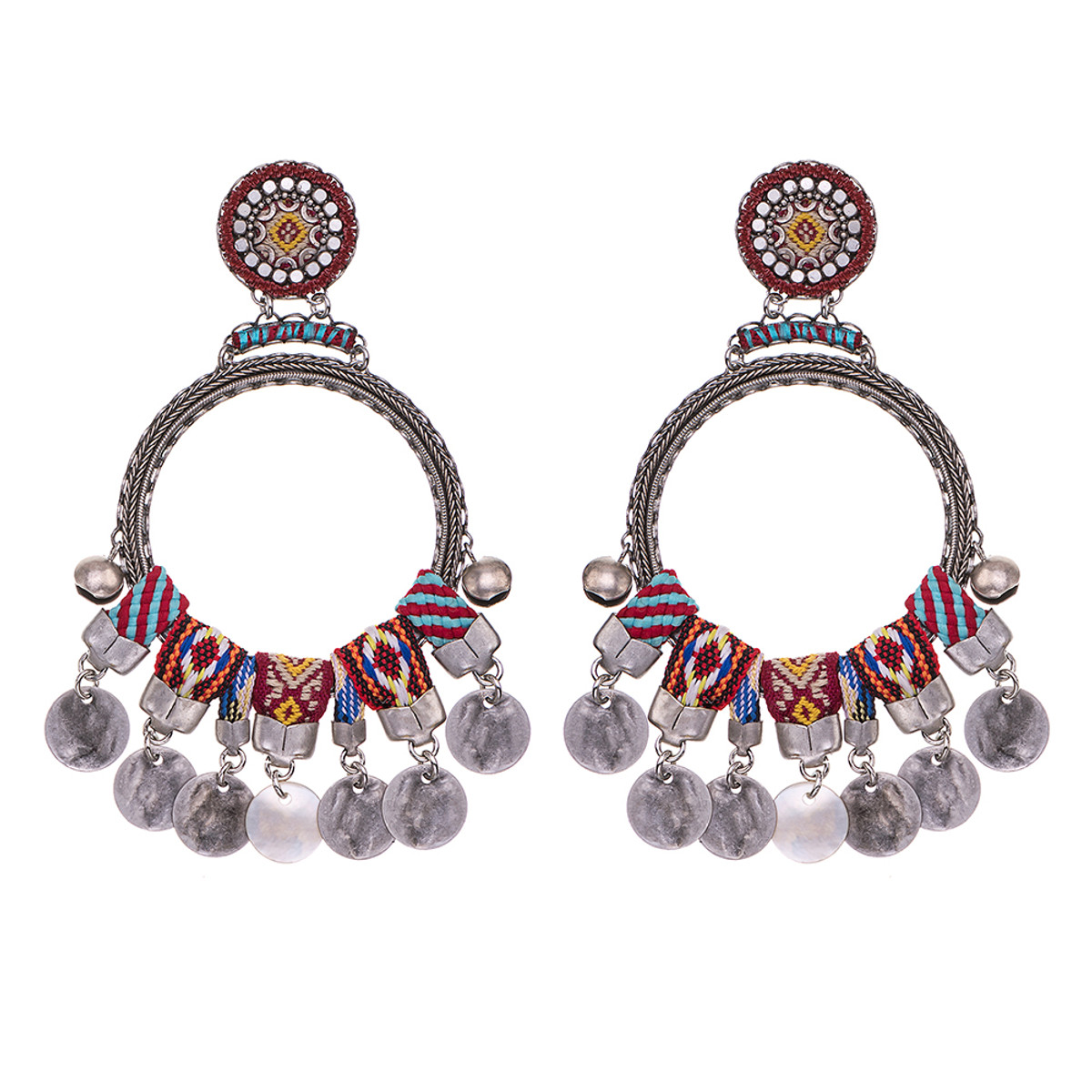 Ayala Bar Indian Guirlande Take a Break Earrings