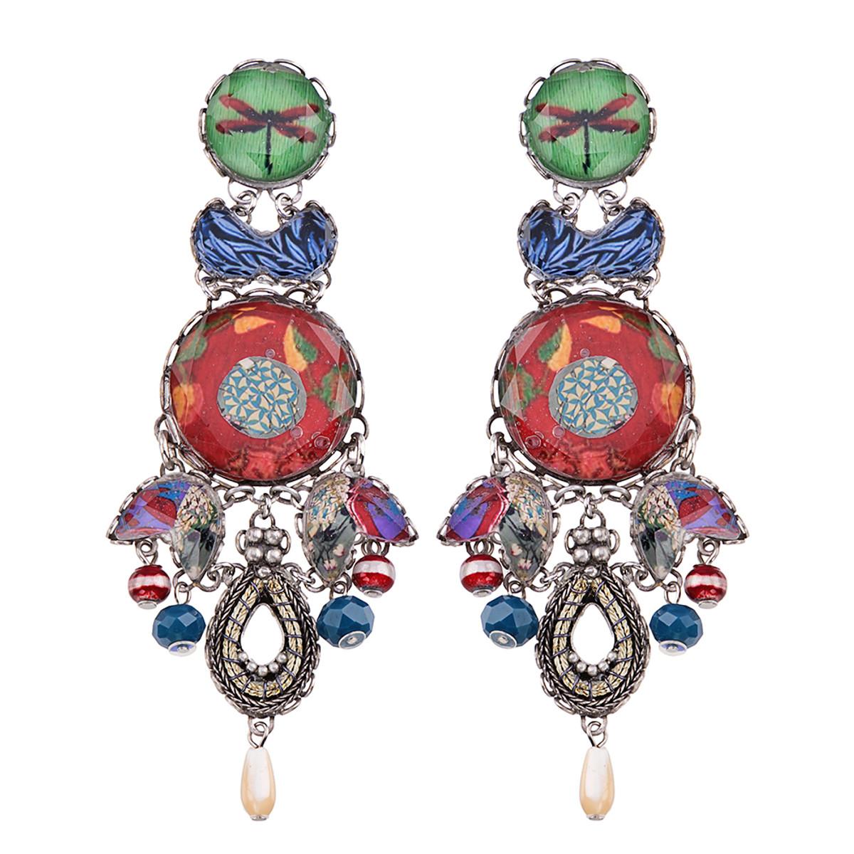 Ayala Bar City Girl Kaleidoscope Earrings
