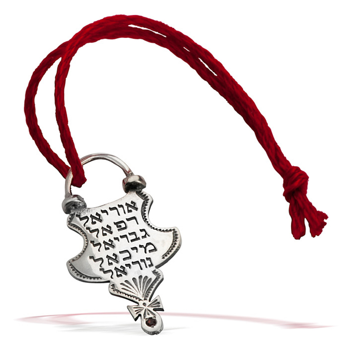 Kabbalah Jewelry Persian Amulet Pendant
