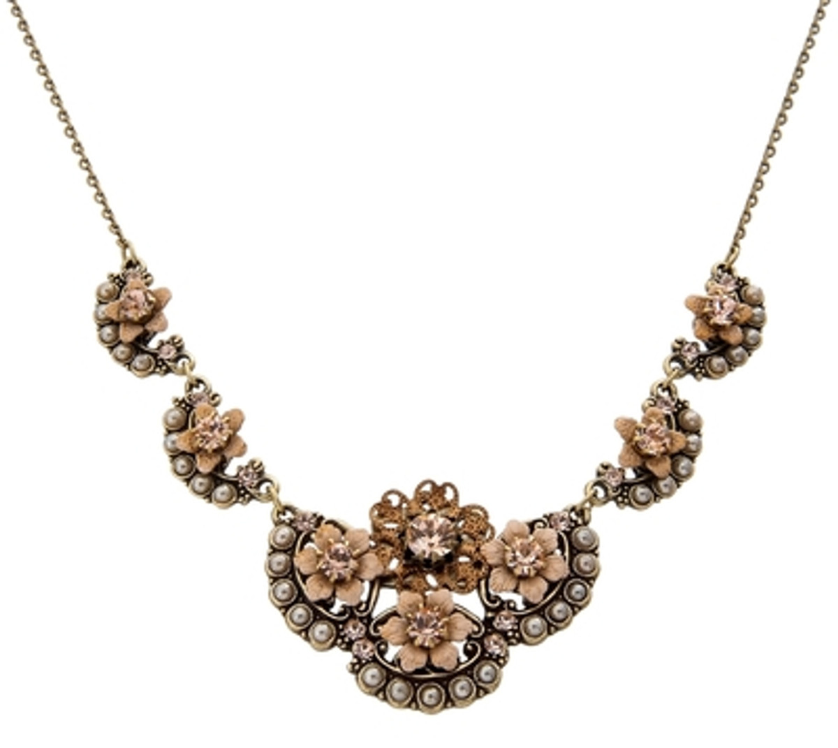 Michal Negrin Classic Flowers Necklace - 100-125100-002