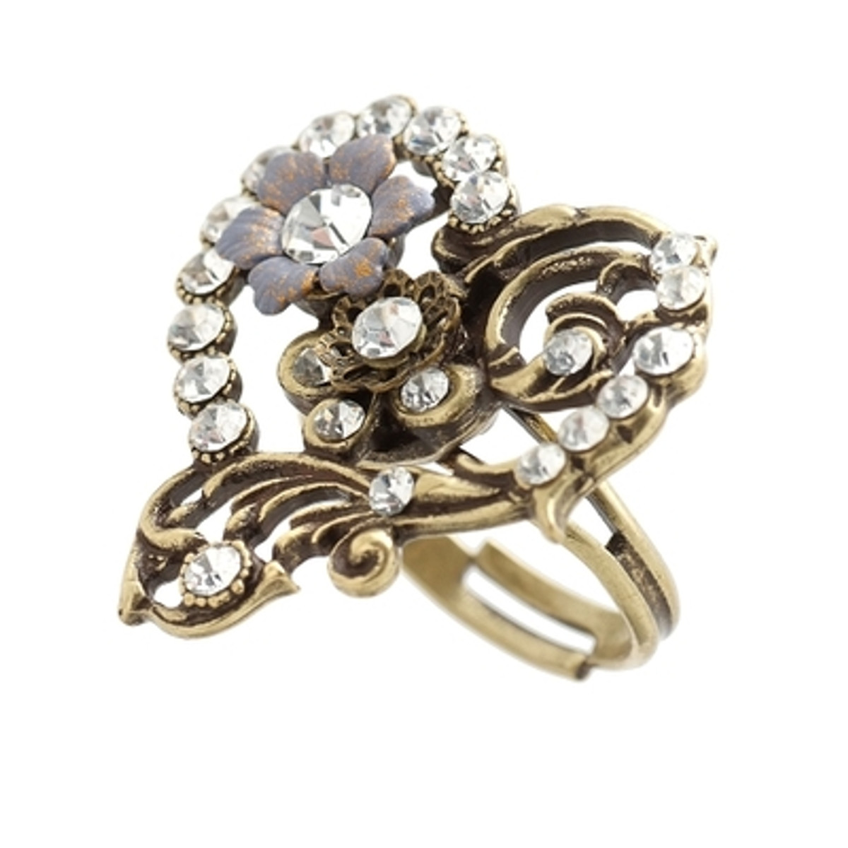 A Unique Ring From The Michal Negrin Classic Collection - One Left