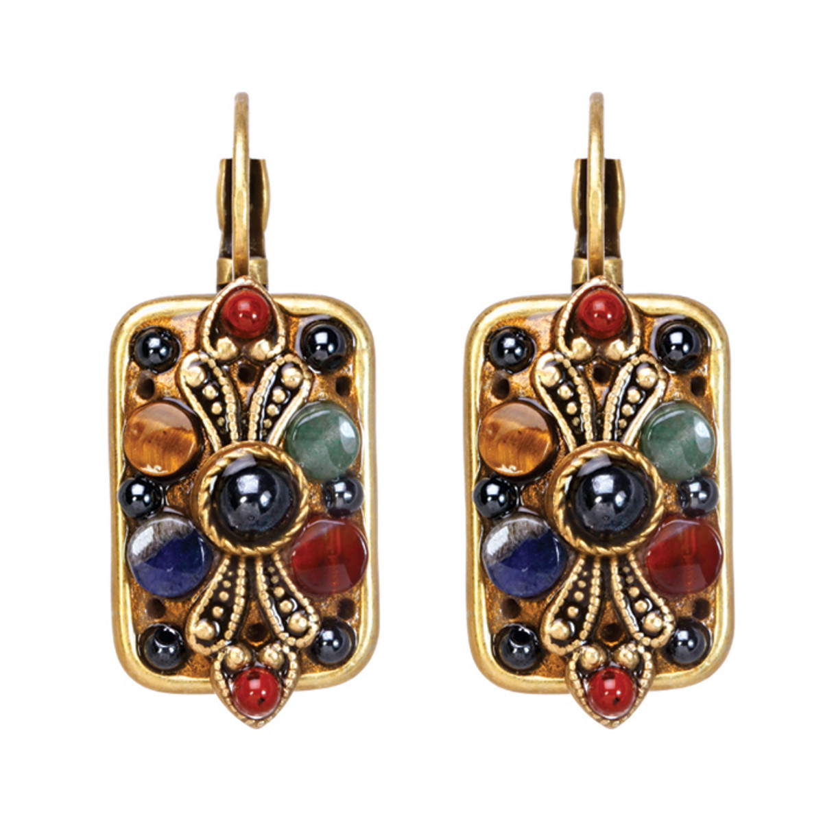 Michal Golan Earrings - Durango Square European Wire