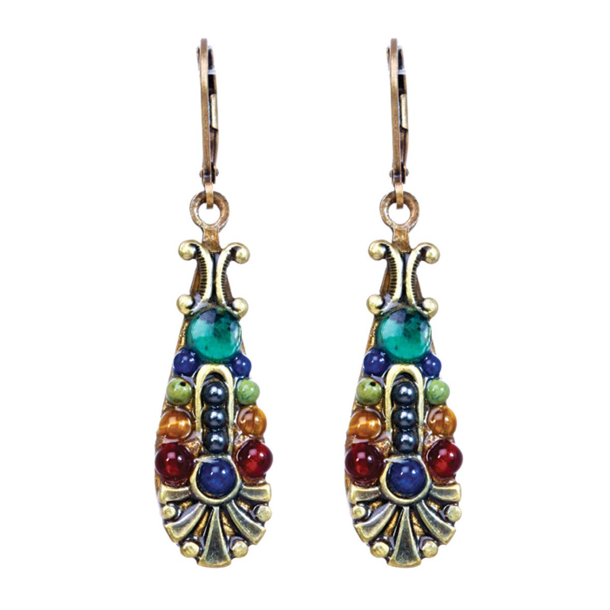 Michal Golan Jewelry Durango Teardrop Wire Earring