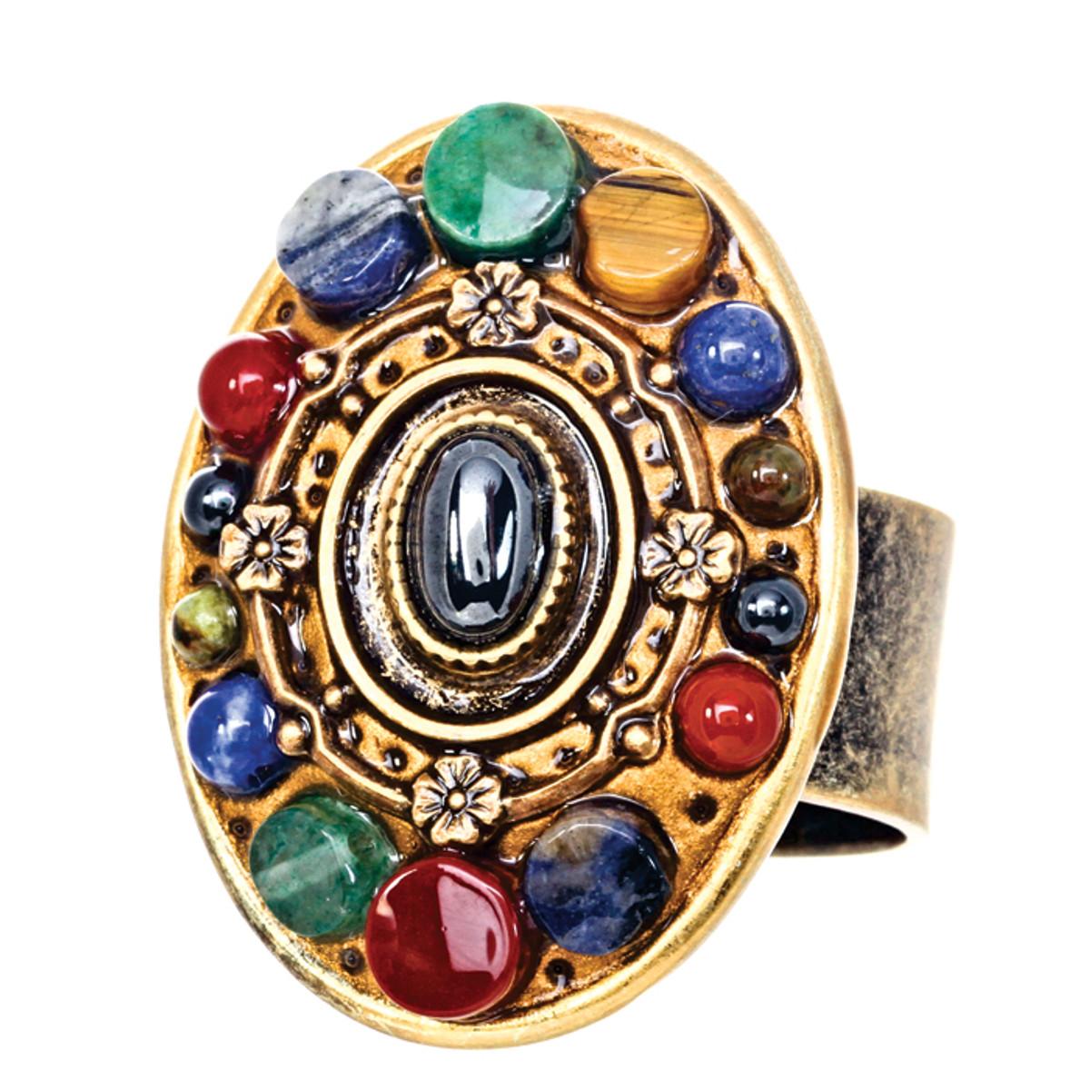 Michal Golan Jewelry Durango Oval Ring