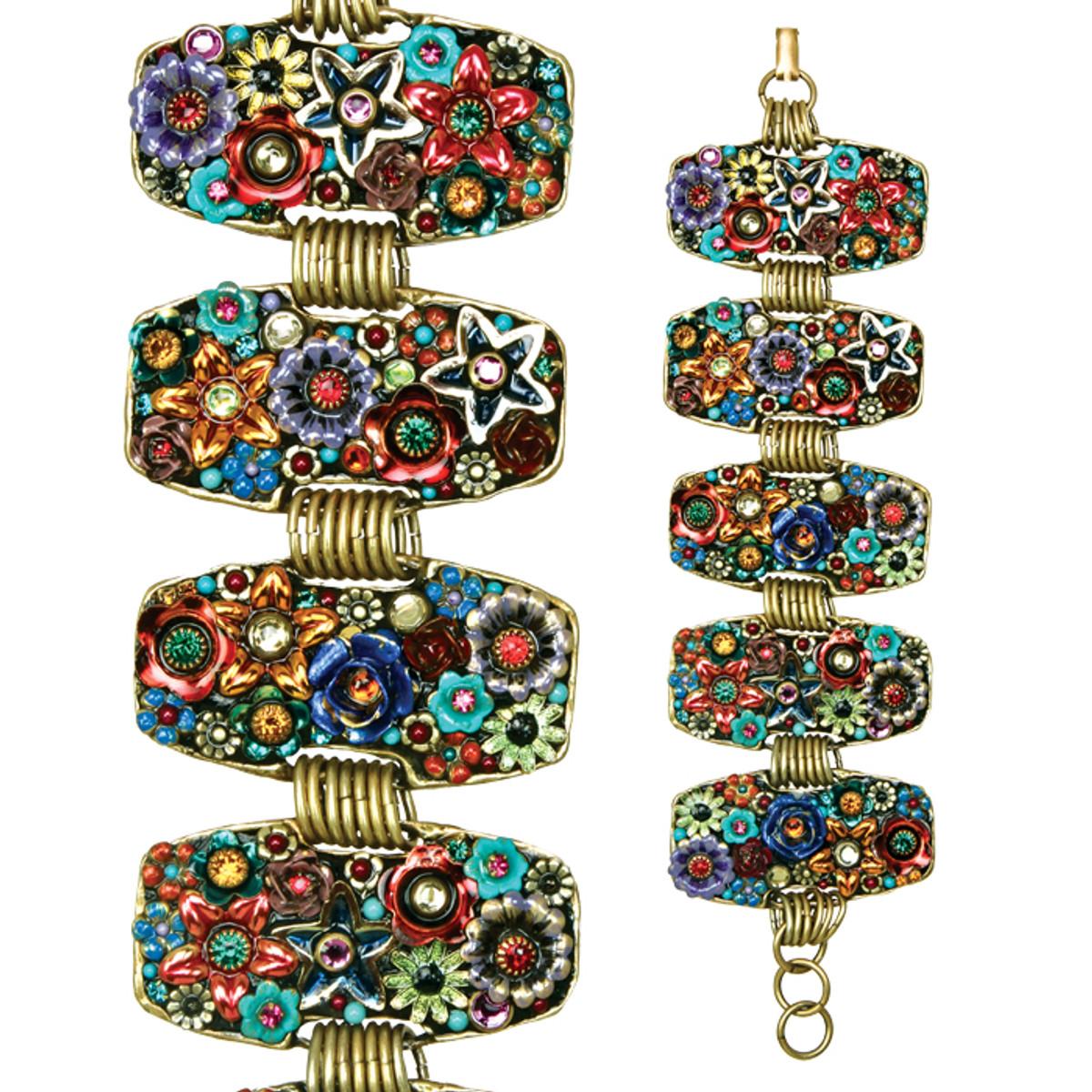 Michal Golan Jewelry Eden Large 5 Parts Bracelet