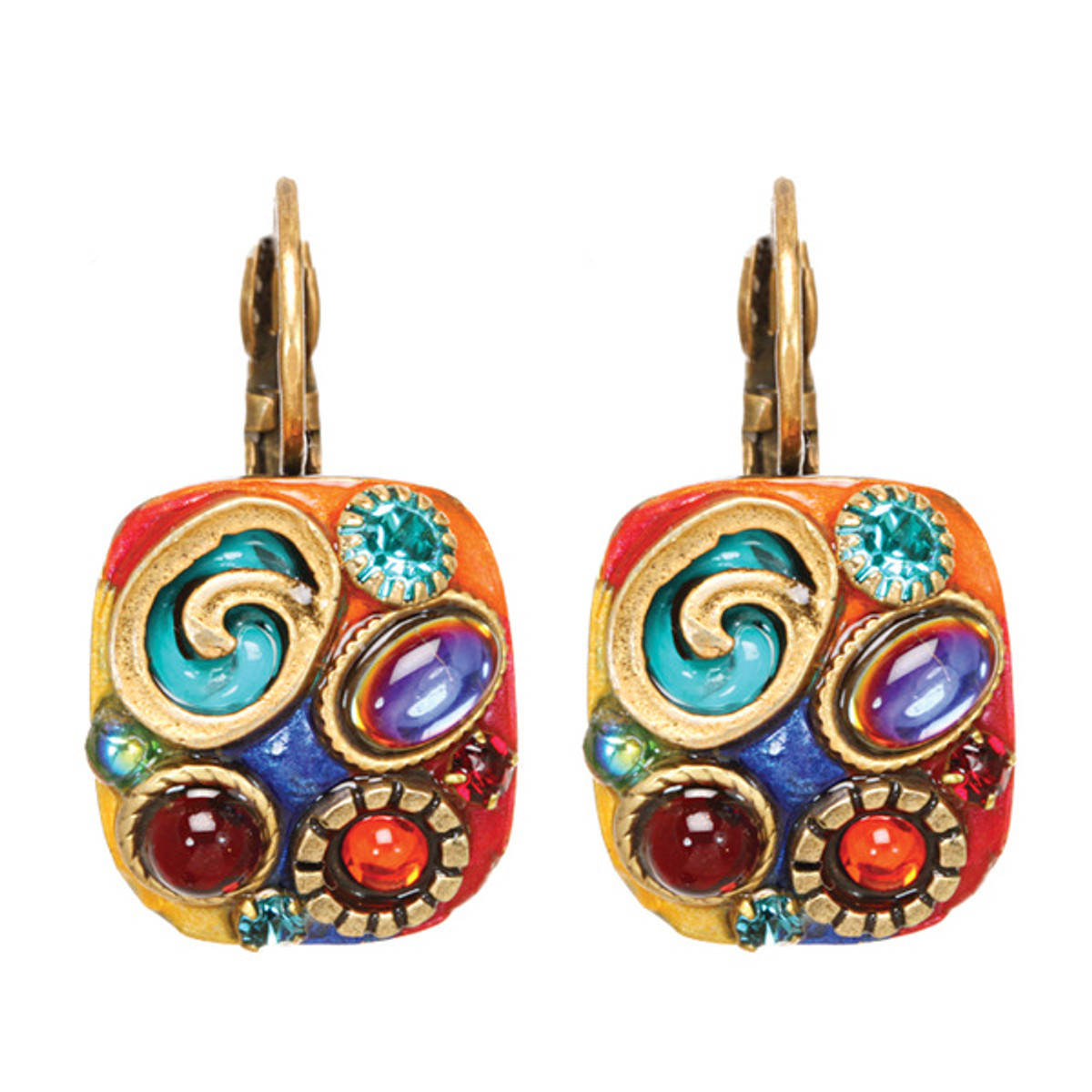 Special Confetti Earrings From Michal Golan Jewelry