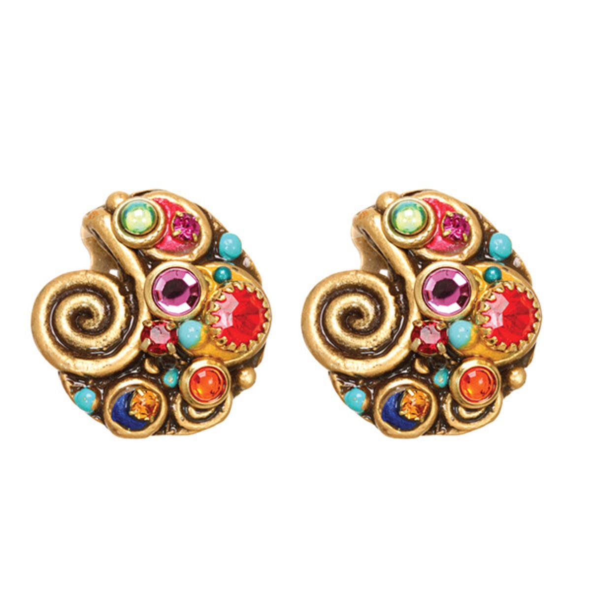 Michal Golan Jewelry Earrings Confetti