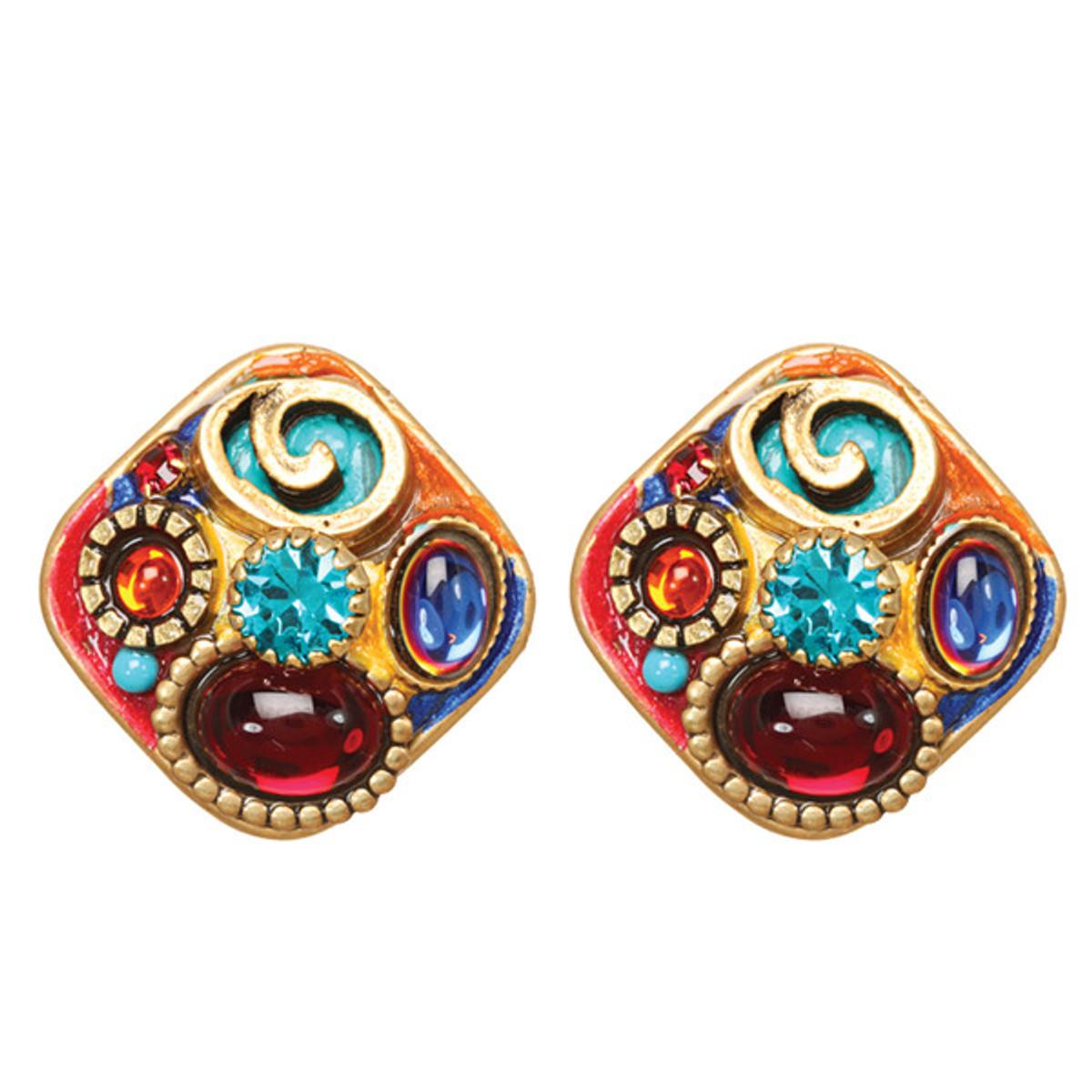 Michal Golan Confetti Earrings