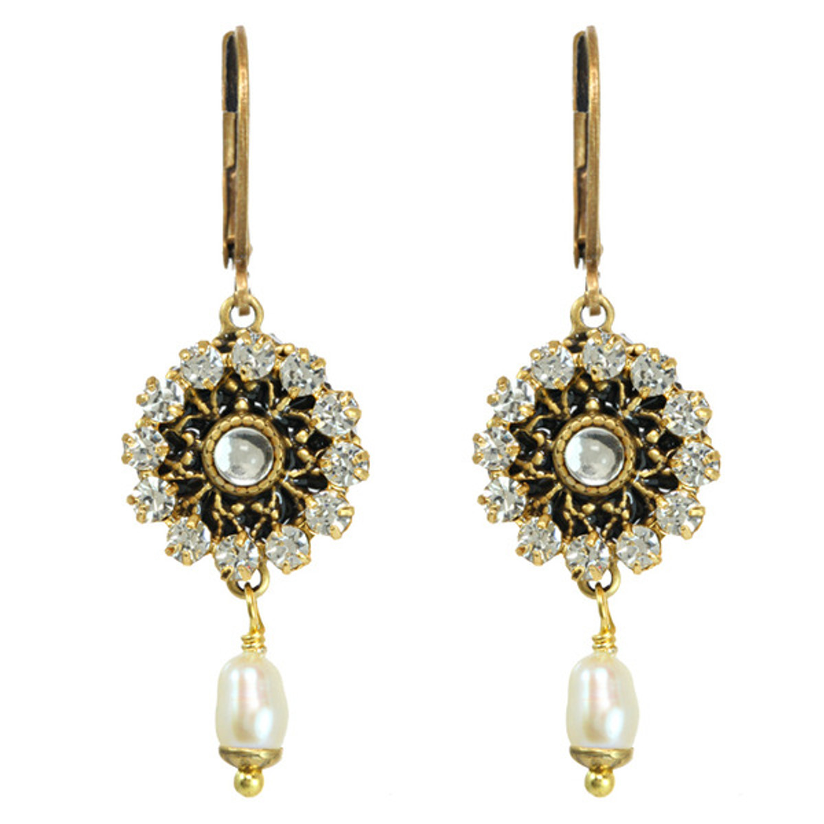 Gorgeous Deco Earrings By Michal Golan Jewelry