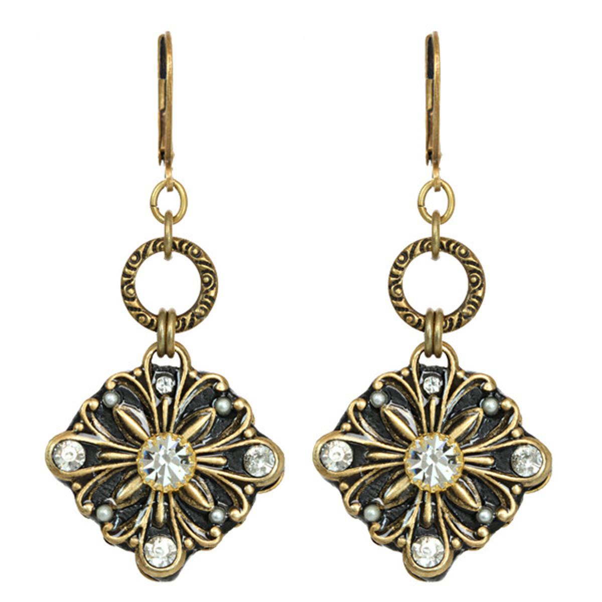 Golan Deco Earrings