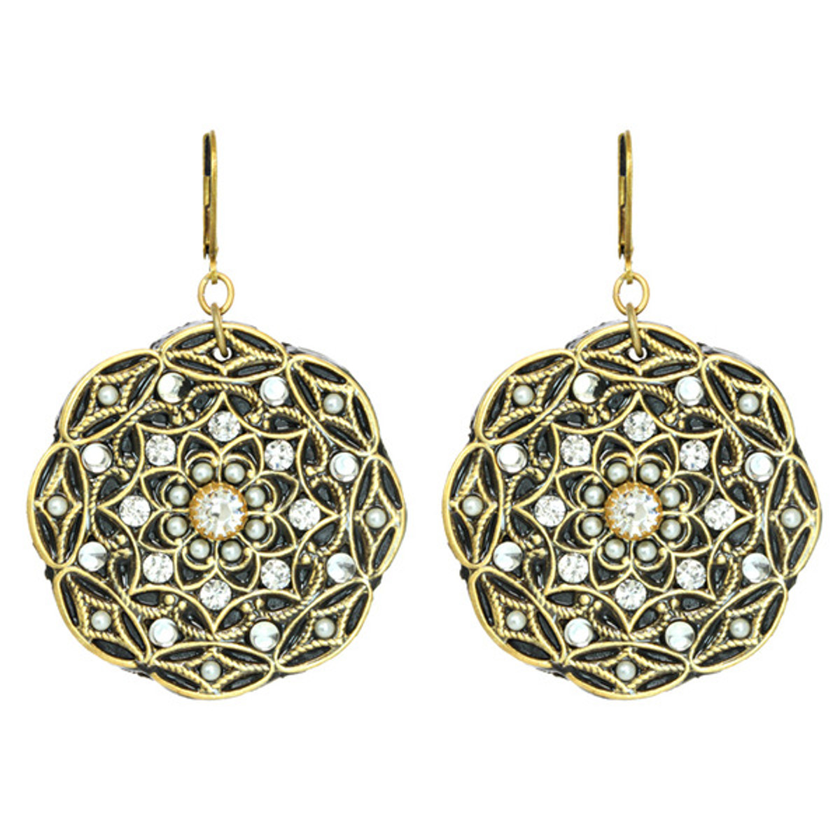 Michal Golan Earrings Style Deco