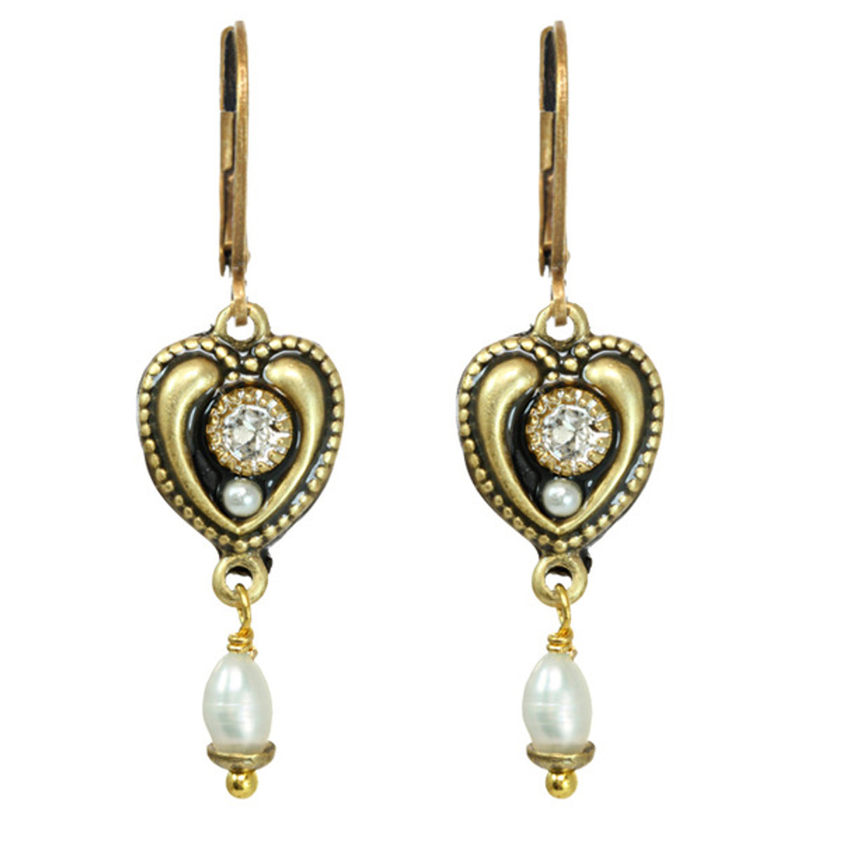Gorgeous Deco Earrings From Michal Golan Jewelry