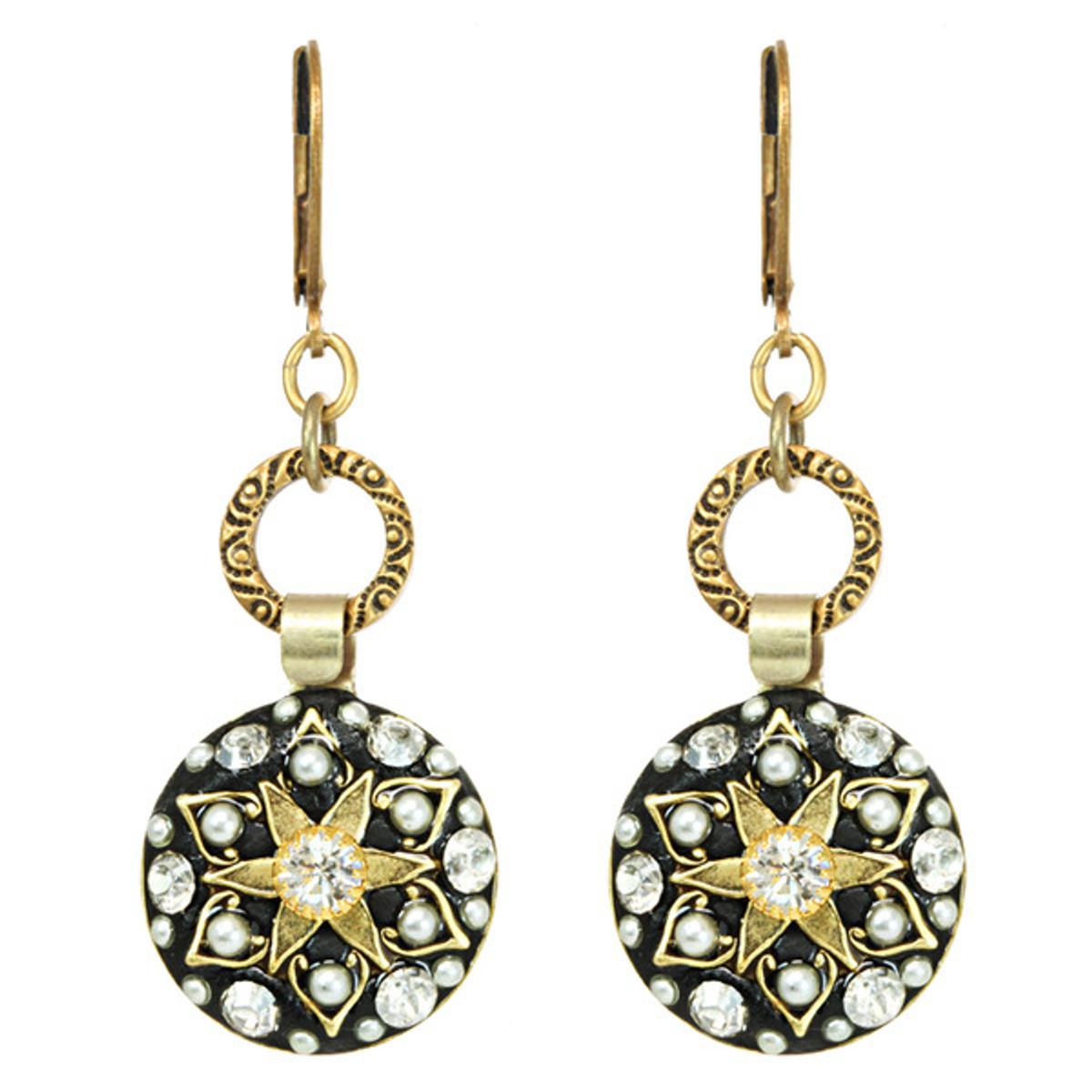 Michal Golan Jewelry Deco Earrings