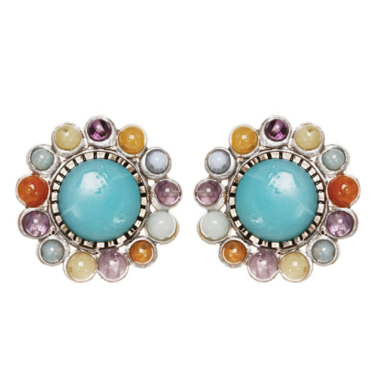 Michal Golan Clip On Earring Tranquility