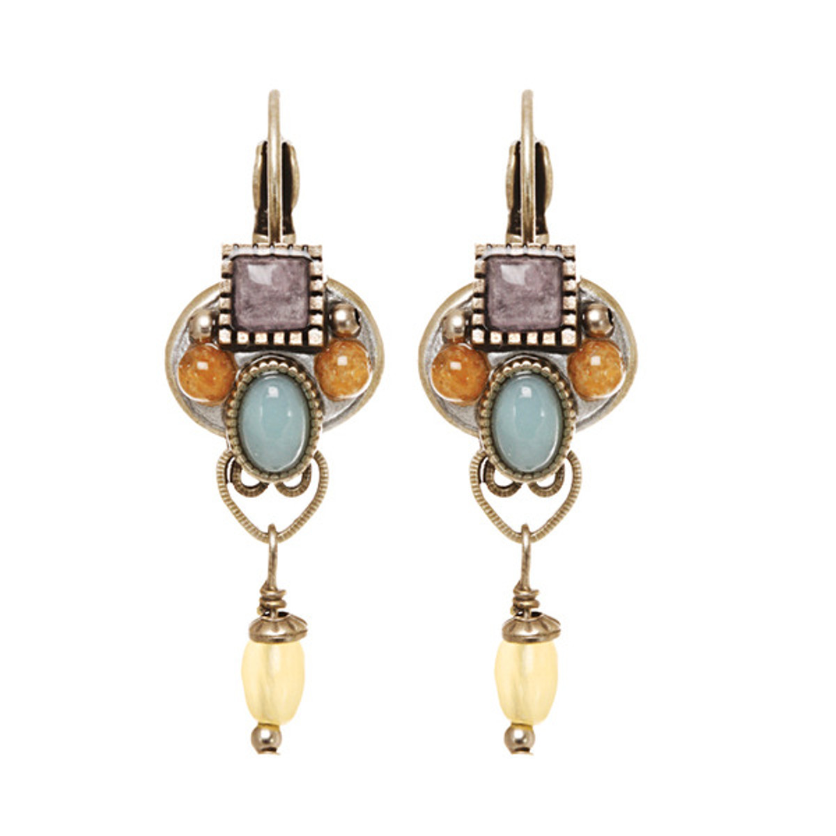 Lovely Tranquility Earrings From Michal Golan Jewelry