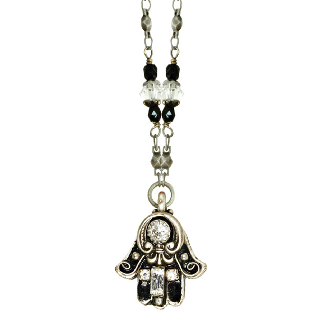 Michal Golan Hamsa Necklace