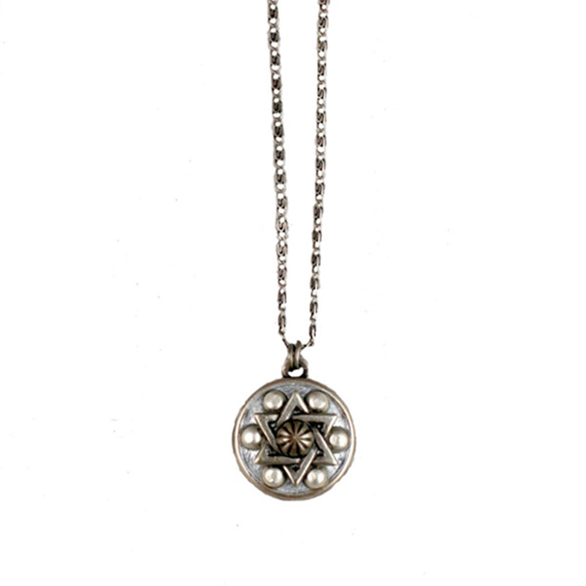 Michal Golan Judaica Necklace