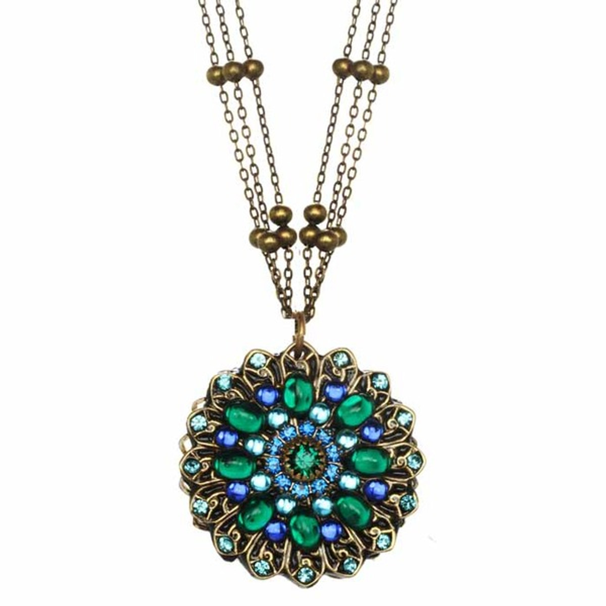 Golan Jewelry Peacock Necklaces