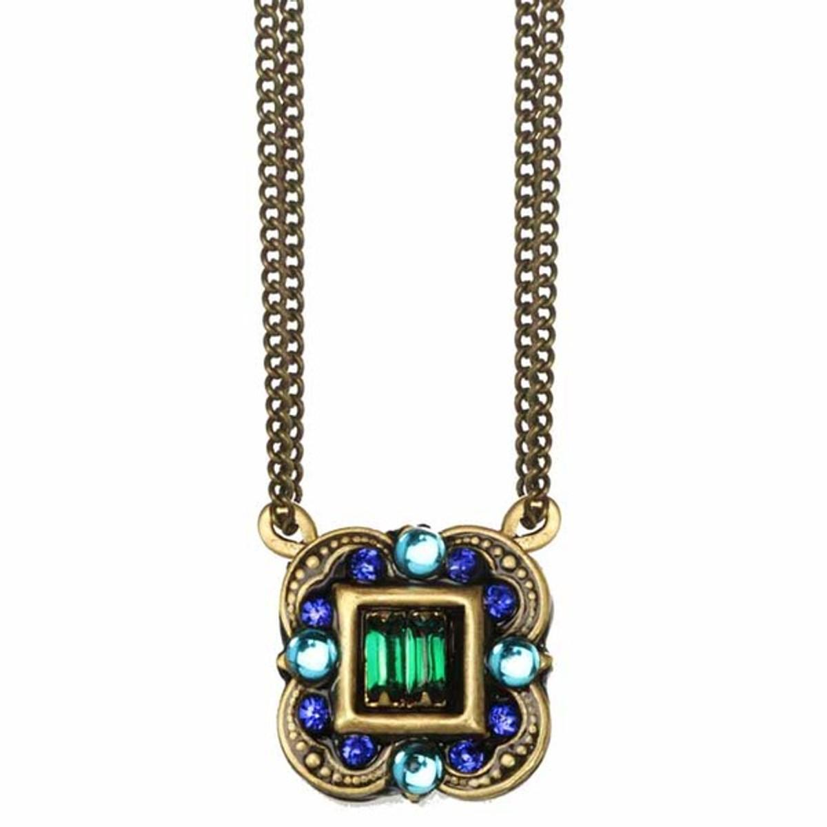 Golan Michal - Peacock Necklace