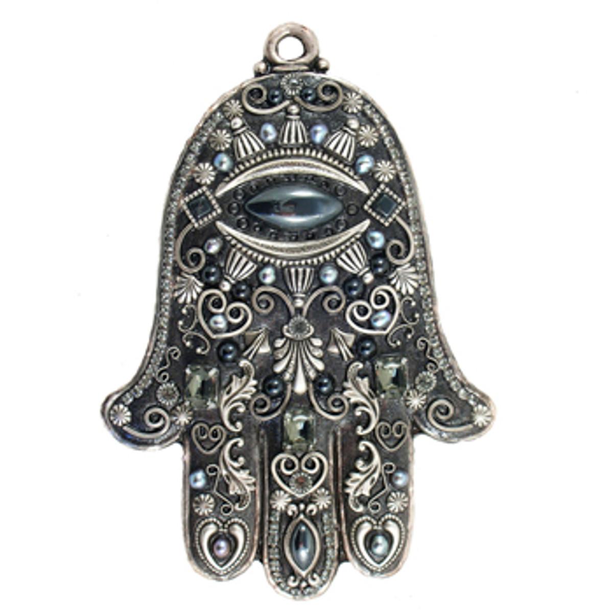 Michal Golan Jewelry Wall Hamsa