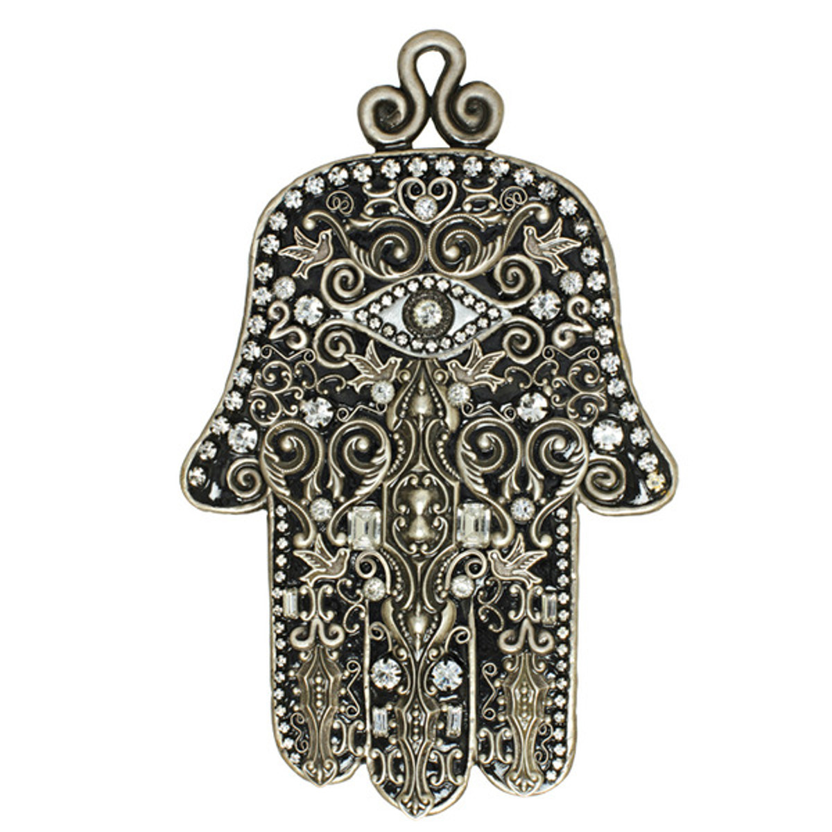 Michal Golan Jewelry Eye Hamsa