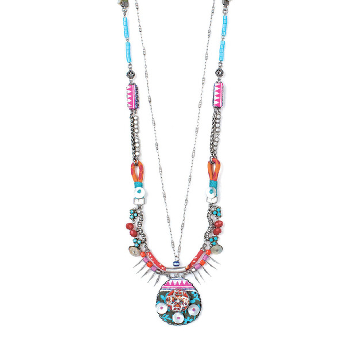 Ayala Bar Spring 2014 Necklace Hot Tamale