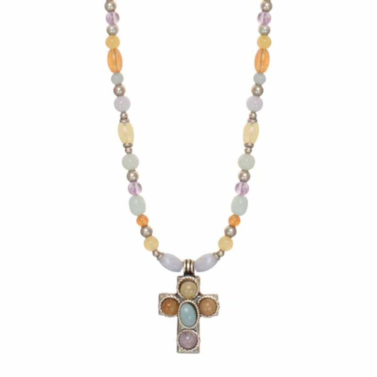 Michal Golan Necklace Cross