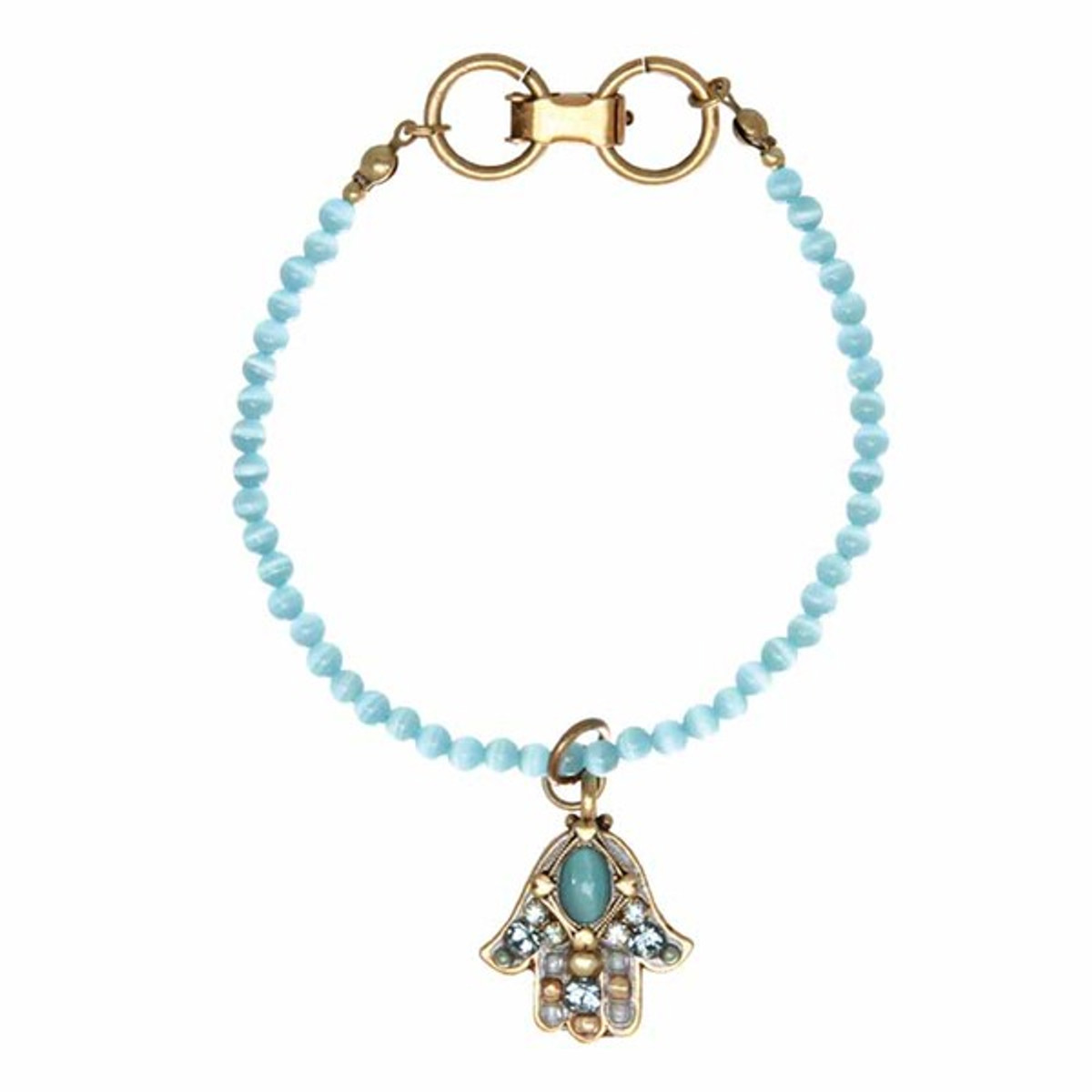 Aqua Hamasa By Michal Golan Jewelry