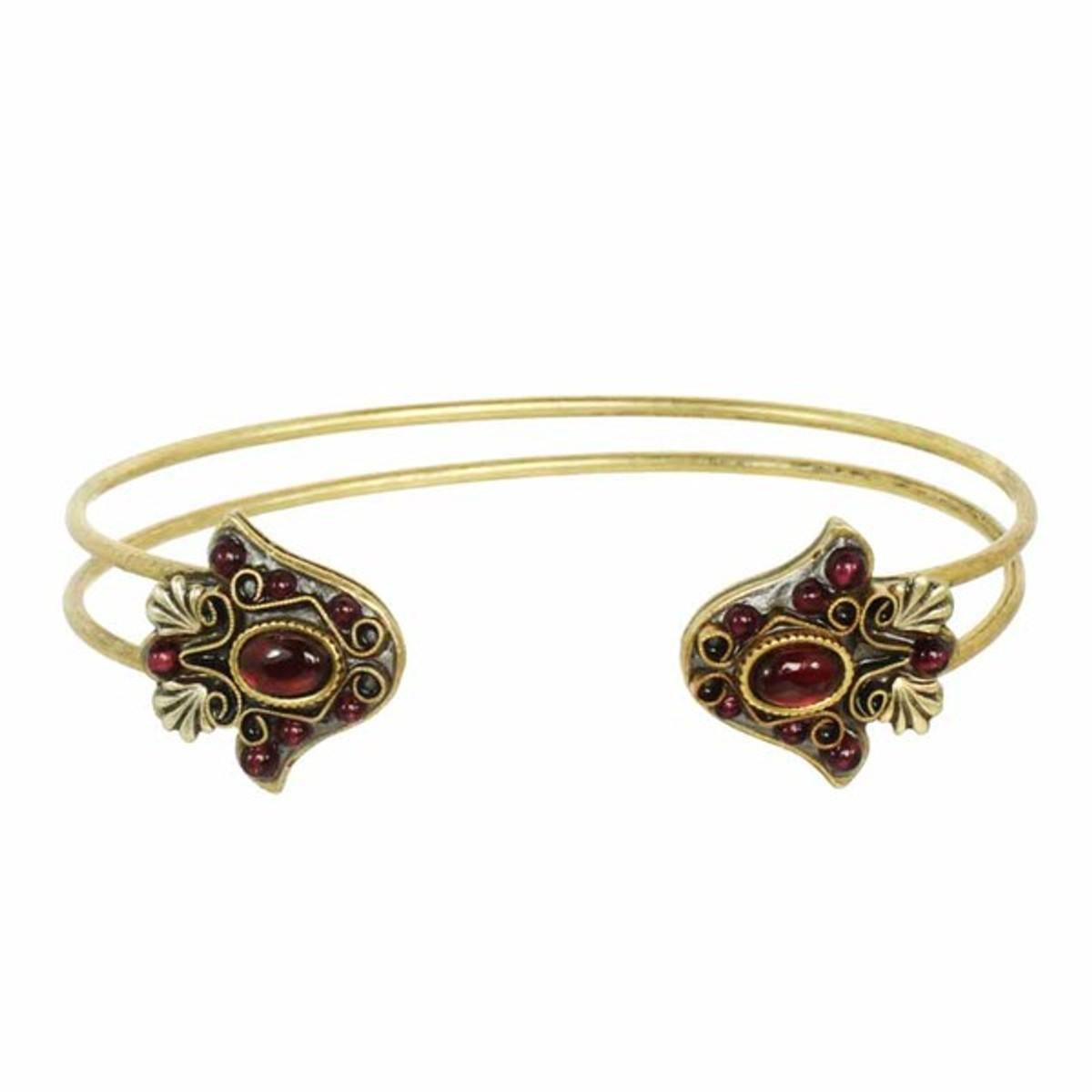 Hamsa bracelet from Michal Golan Jewellery