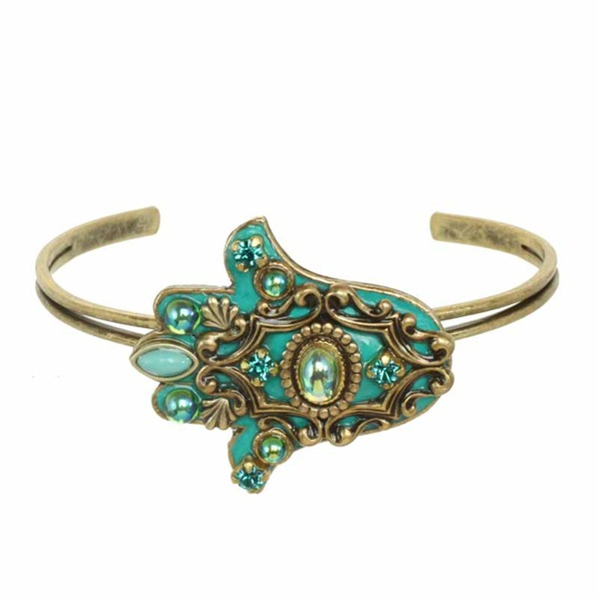 Hamsa bracelet from Michal Golan Jewelry
