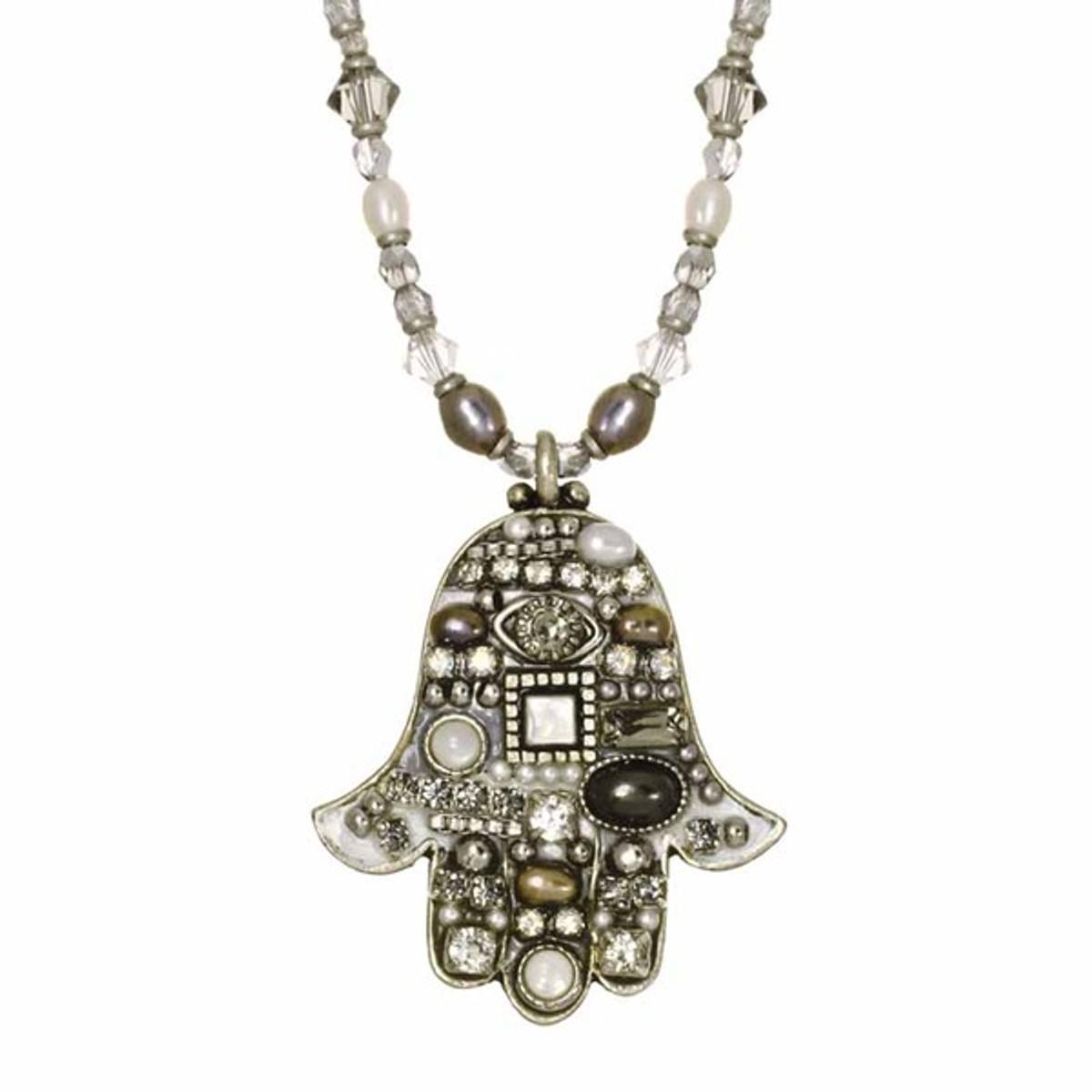 Michal Golan Jewellery Hamsa Necklace